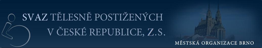 Svaz tělesně postižených-městská organizace Brno